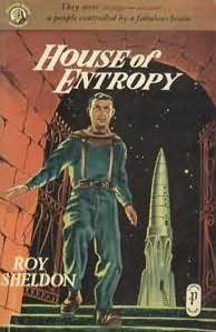book cover of House of Entropy