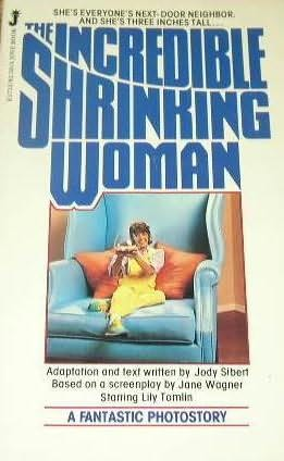 book cover of The Incredible Shrinking Woman