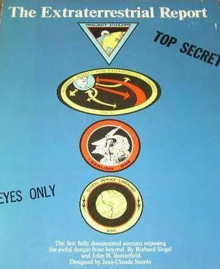 book cover of The Extraterrestrial Report