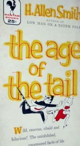 book cover of The Age of the Tail