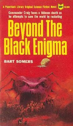 book cover of Beyond the Black Enigma