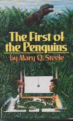 book cover of The First of the Penguins