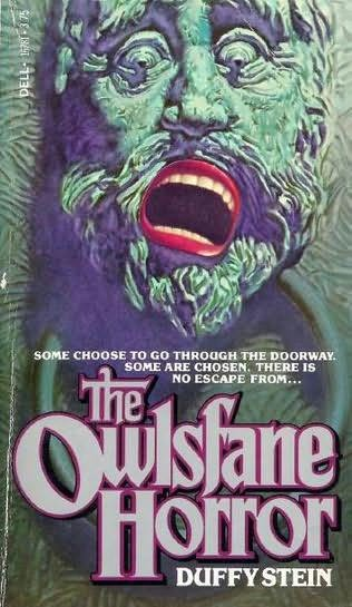 book cover of The Owlsfane Horror