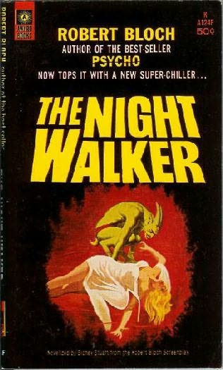 book cover of The Night Walker