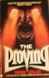 book cover of The Proving