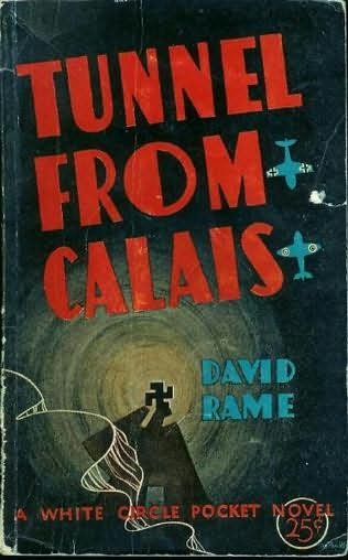 book cover of Tunnel from Calais