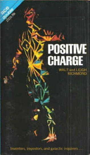 book cover of Positive Charge