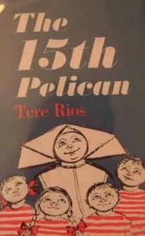 book cover of The Fifteenth Pelican