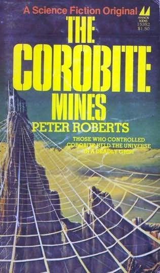 book cover of The Corobite Mines