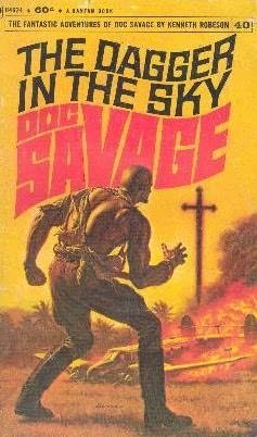 book cover of The Dagger in the Sky