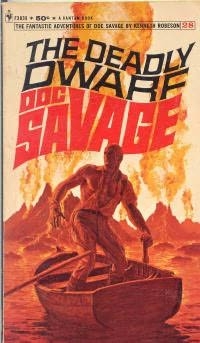 book cover of The Deadly Dwarf