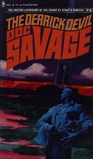 book cover of The Derrick Devil