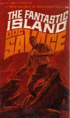 book cover of The Fantastic Island