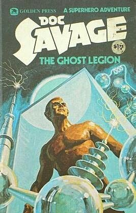 book cover of The Ghost Legion