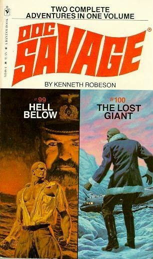 book cover of Lost Giant