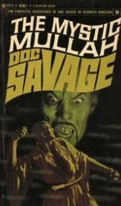 book cover of The Mystic Mullah