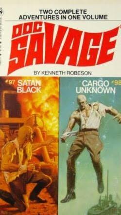 book cover of Satan Black