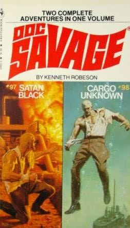 book cover of Cargo Unknown
