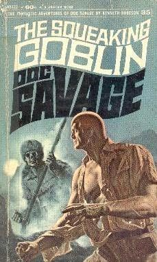 book cover of The Squeaking Goblin