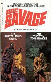book cover of The Talking Devil