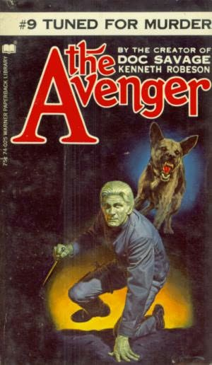 book cover of Tuned for Murder