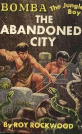 book cover of The Abandoned City