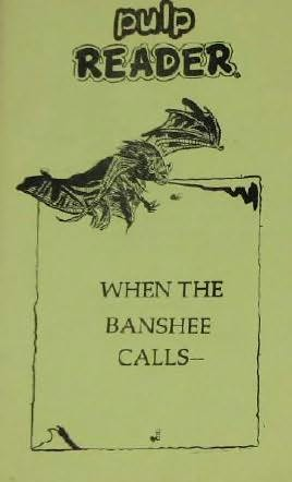 book cover of When the Banshee Calls