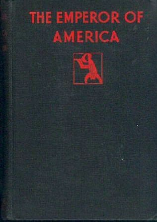 book cover of The Emperor of America