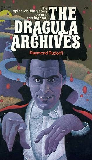 book cover of The Dracula Archives