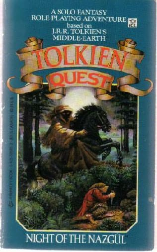 book cover of Night of the Nazgul