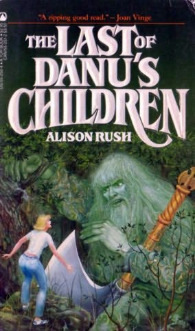 book cover of The Last of Danu\'s Children