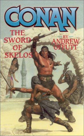 book cover of   The Sword of Skelos
