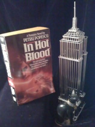 book cover of In Hot Blood