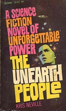 book cover of The Unearth People