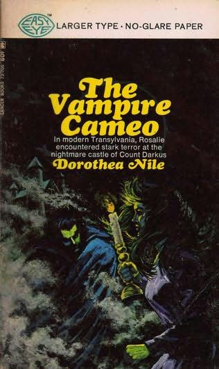 book cover of The Vampire Cameo