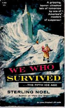 book cover of We Who Survived