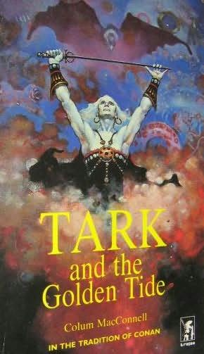 book cover of Tark and the Golden Tide