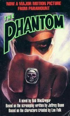 book cover of The Phantom