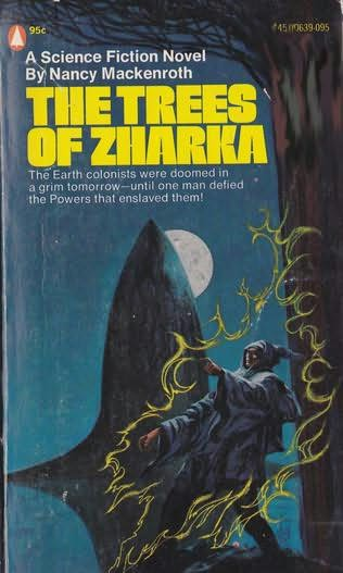 book cover of The Trees of Zharka