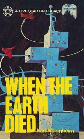 book cover of When the Earth Died