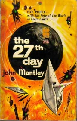 book cover of The 27th Day