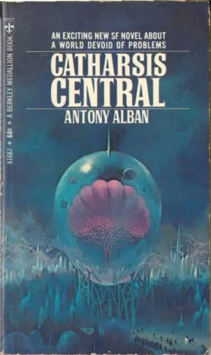 book cover of Catharsis Central
