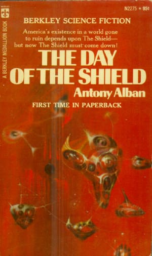 book cover of The Day of the Shield