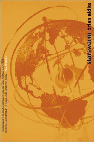 book cover of Starswarm