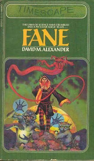book cover of Fane