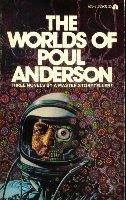 book cover of The Worlds of Poul Anderson