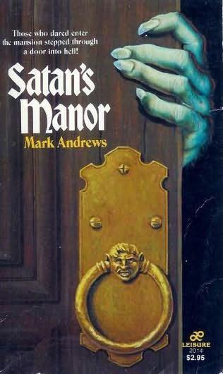 book cover of Satan\'s Manor