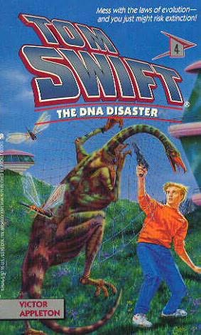 book cover of The DNA Disaster