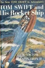 book cover of Tom Swift and His Rocket Ship