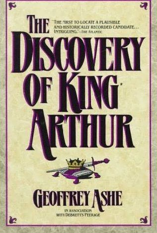 book cover of The Discovery of King Arthur
